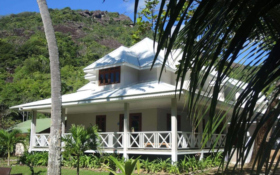 villa presidentielle